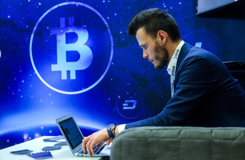 Bitcoini logo