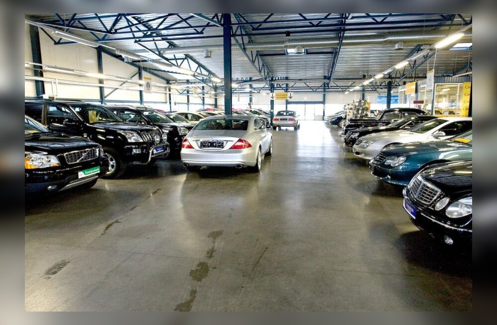 Euroopa autoturg kasvas esimesel poolaastal 6,5 protsenti