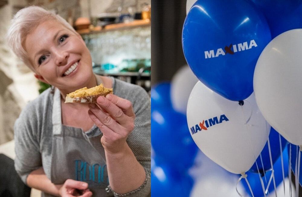 VERSUS | Эвелин Ильвес раскритиковала условия труда в Maxima. Сеть магазинов считает это оскорблением работников