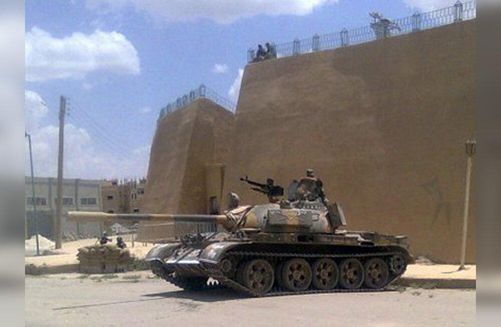 Süüria süüdistab USA-d oma siseasjadesse sekkumises