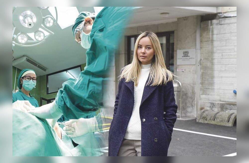 В одной таллиннской больнице девушке покалечили зубы, а в другой — доломали. Хождению по клиникам не видно конца