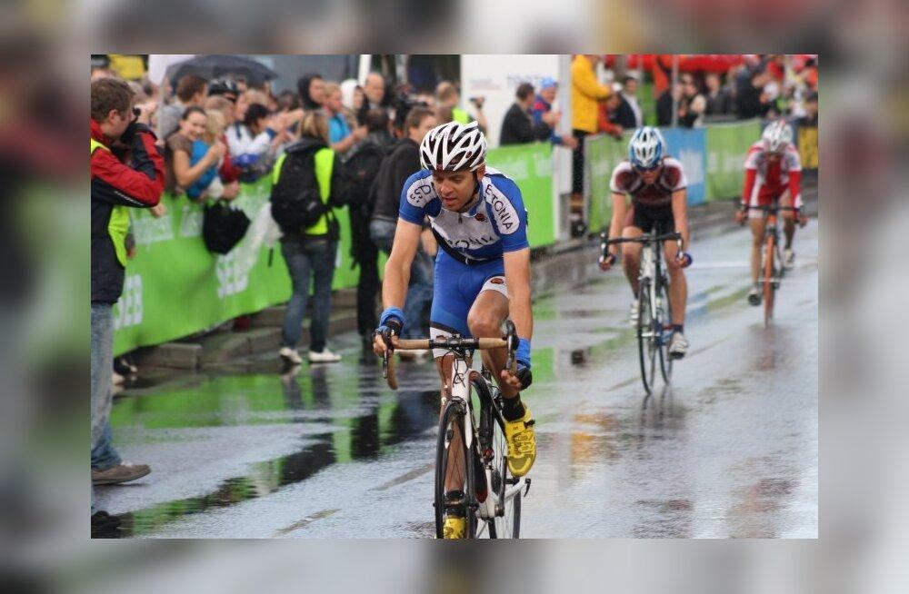 Tanel Kangert tugevdab Jurmala GP-l Eesti koondist