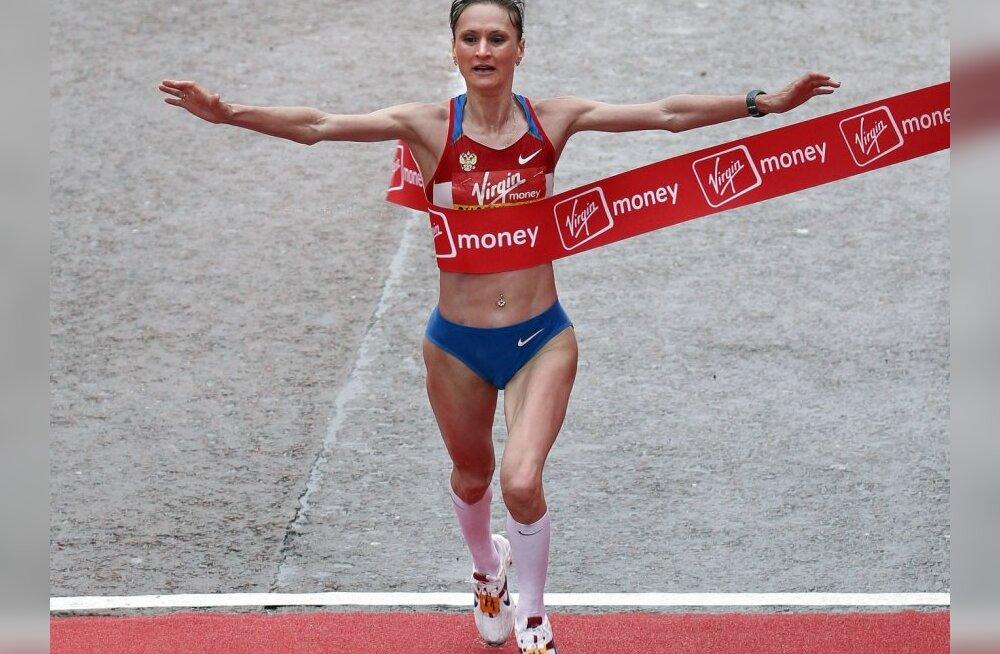 Россиянка поборется за звание лучшей спортсменки года