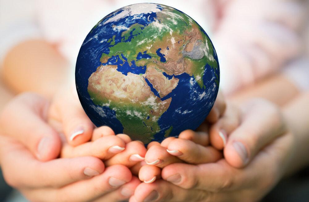 Täna tähistatakse ülemaailmse Maa päeva 50. aastapäeva