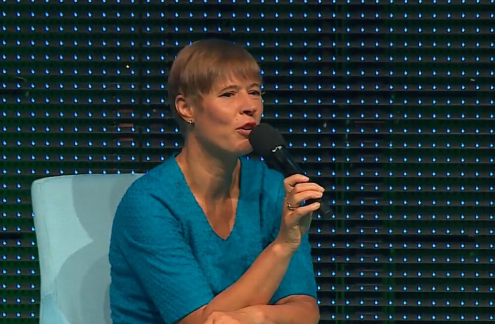 President Kersti Kaljulaid: mulle ei meeldiks nime restoranis kirja panna<o:p></o:p>