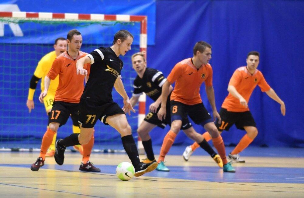 Superkarikas: Narva United - Augur Enemat