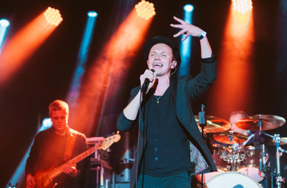 FOTOD | Brainstorm andis eile Tallinnas meeleoluka kontserdi