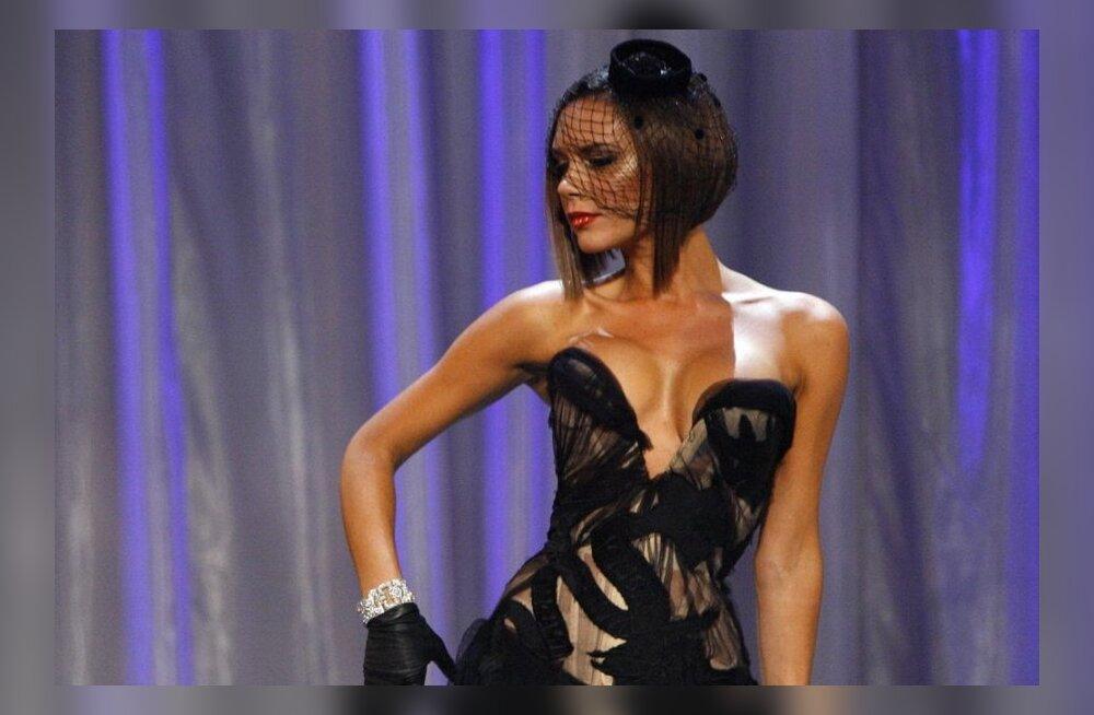 Victoria Beckham: olen täiesti tavalise naise etalon!