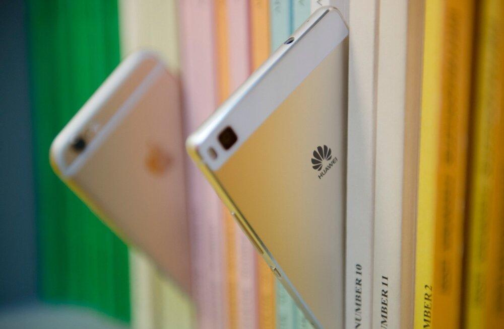 Nutitelefon Huawei P8