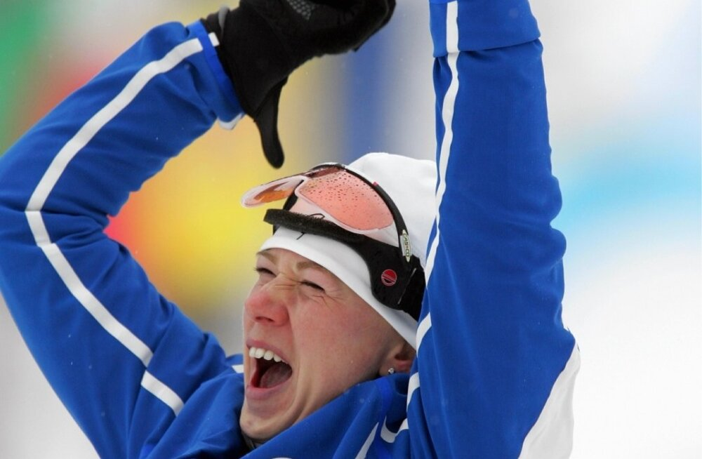 Pea 11 aastat tagasi juubeldas Kristina Šmigun-Vähi Torino olümpiavõitude üle. Kahjuks on sellele ROK-i ja WADA uurimise tõttu laskunud dopinguvari.