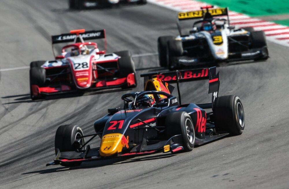 F3 Hispaania GP