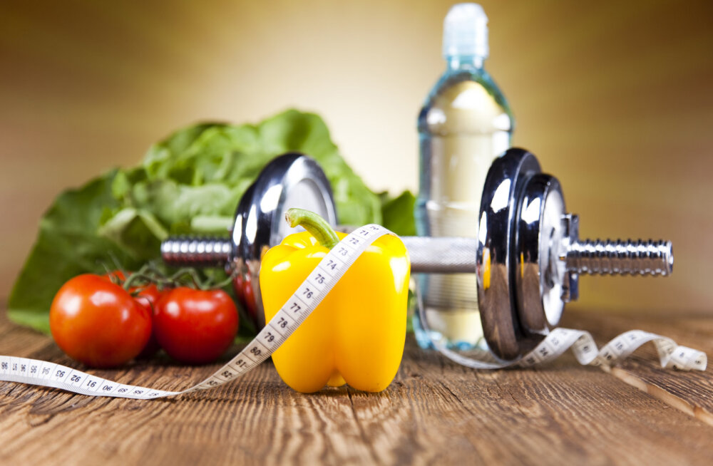 Ekspert selgitab: kas vormi jõudmiseks on olulisem trenn või õige toitumine?
