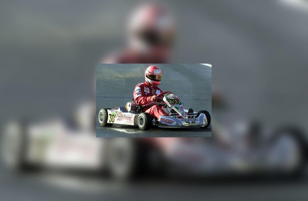 Michael Schumacher kardi roolis