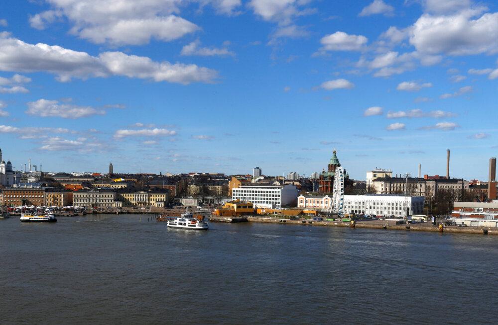 Helsingis avastati meres õlireostus