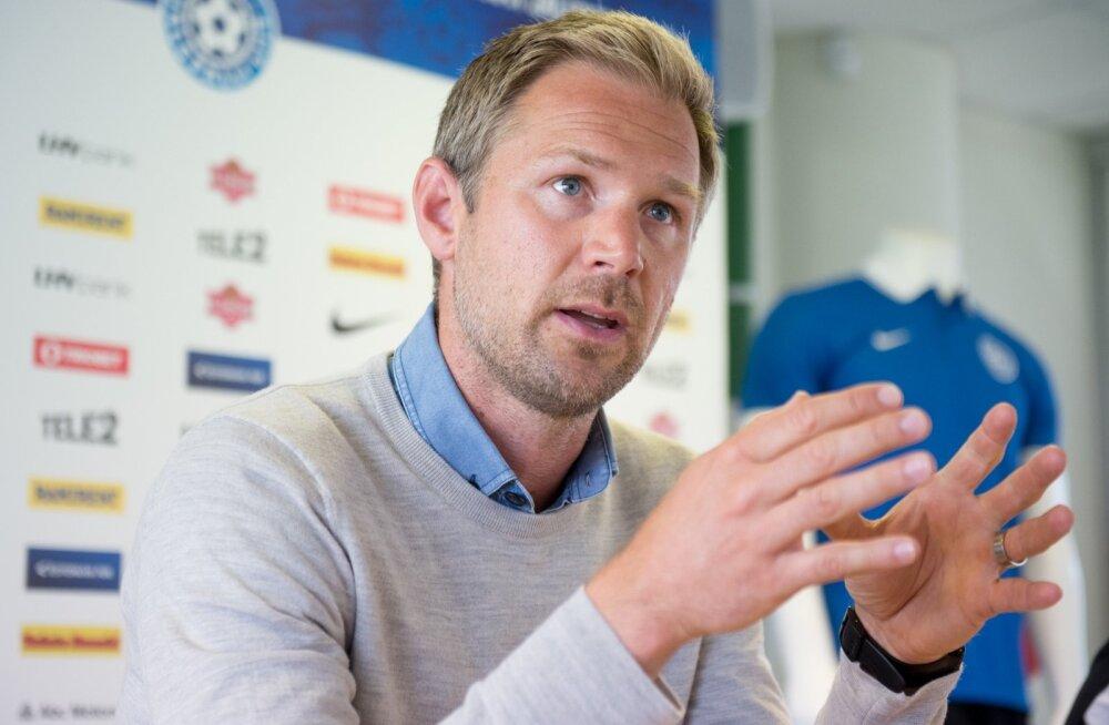 Magnus Pehrsson: läheme Wembleyle võitma!