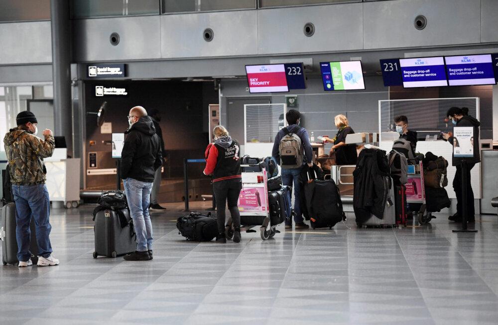 Soome valitsus: tungiv soovitus on, et praegu ei reisitaks ka kodumaal, välismaast rääkimata