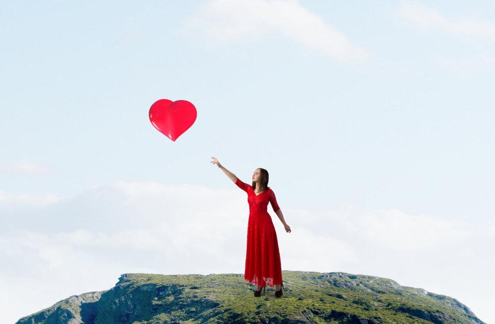 Armastades tuleb osata õigel ajal lahti lasta