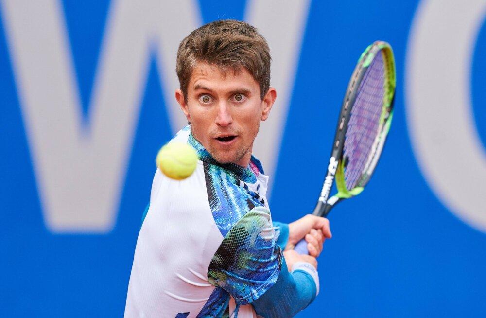 Zopp langes French Openi kvalifikatsioonis välja avaringis