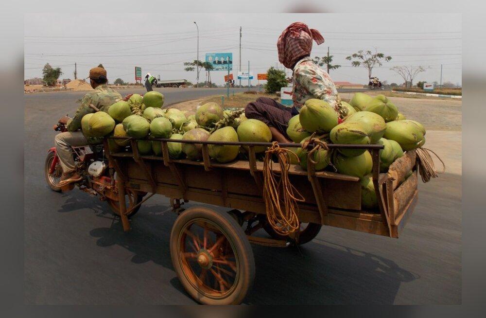 Reisikiri Kambodžast, 20. osa: riietusese igaks elujuhtumiks
