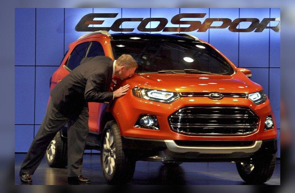 Ford laiendab Euroopa mudelivalikut