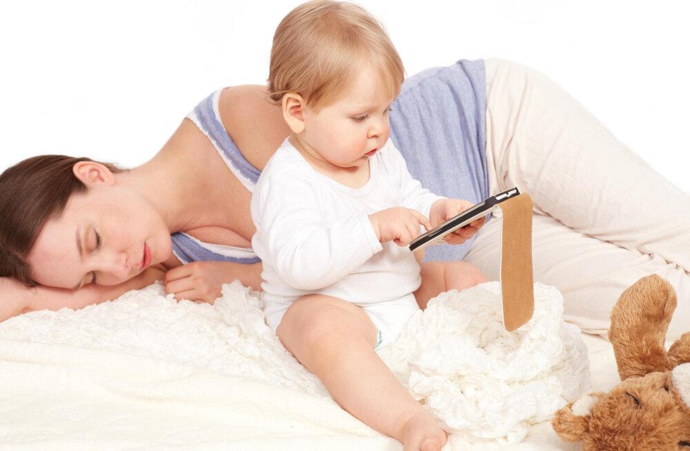 10 чудаковатых вещей, которые сделали невыспавшиеся родители
