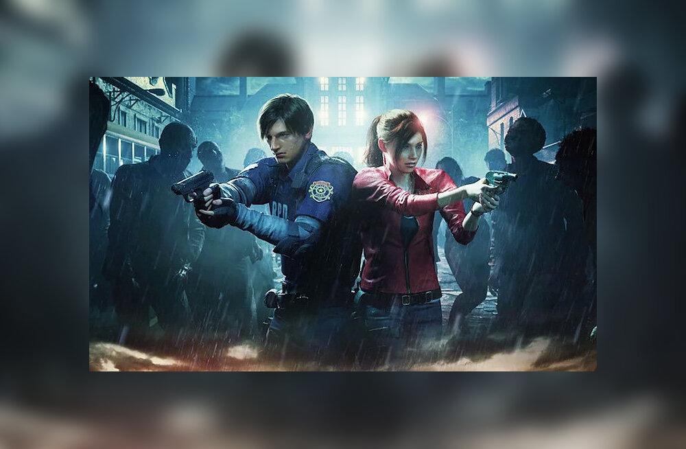 """Ehmatav seos koroonaviiruse puhangu ja """"Resident Evili"""" videomängude vahel"""