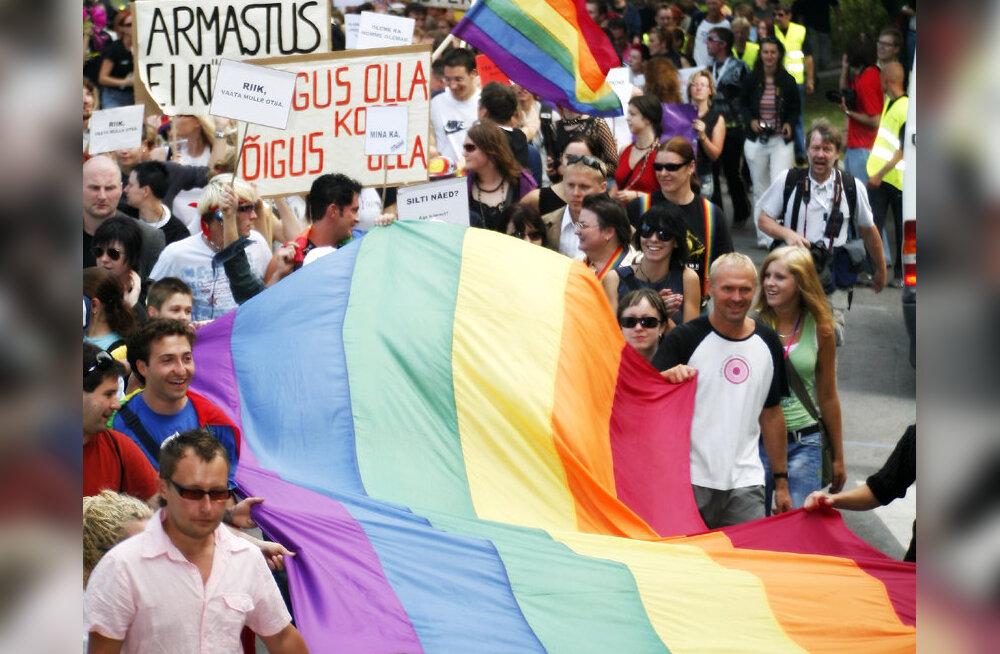 Homoparaadi ründamine on endiselt uurimise all