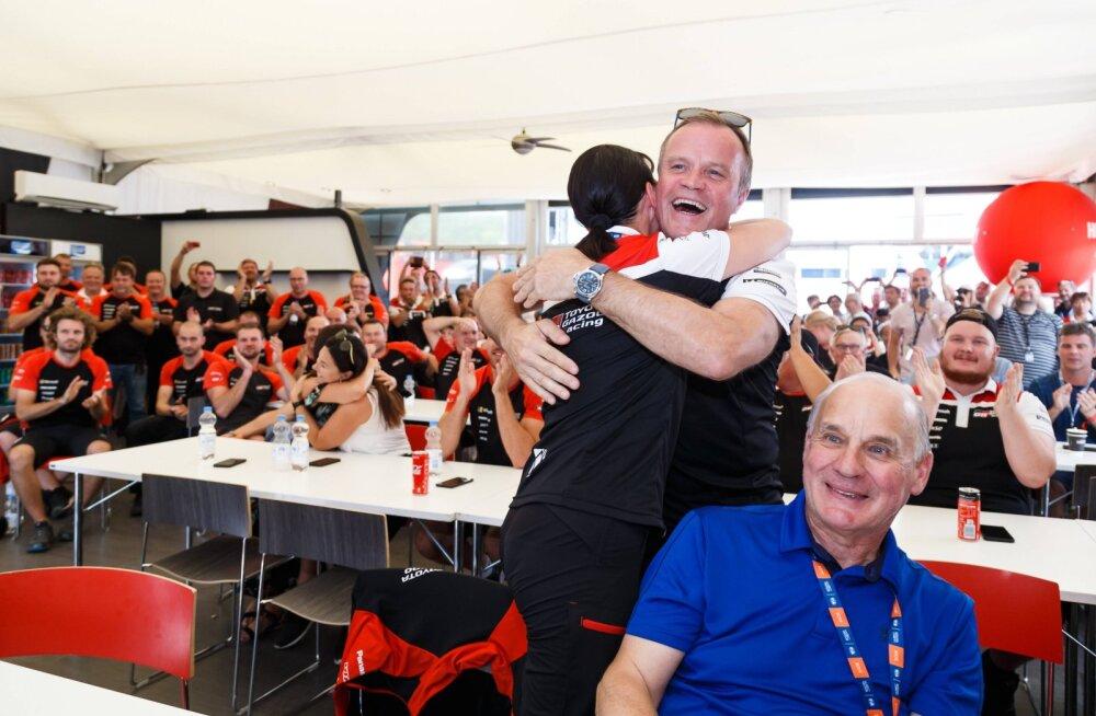 Tommi Mäkinen: Toyotal on praegu unelmate koosseis