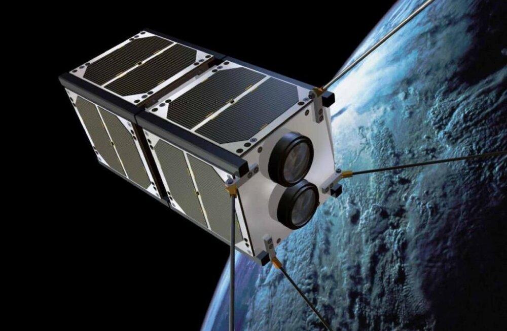 Erakosmosefirma Hiinast on surunud jala Euroopa kosmoseprojektidesse