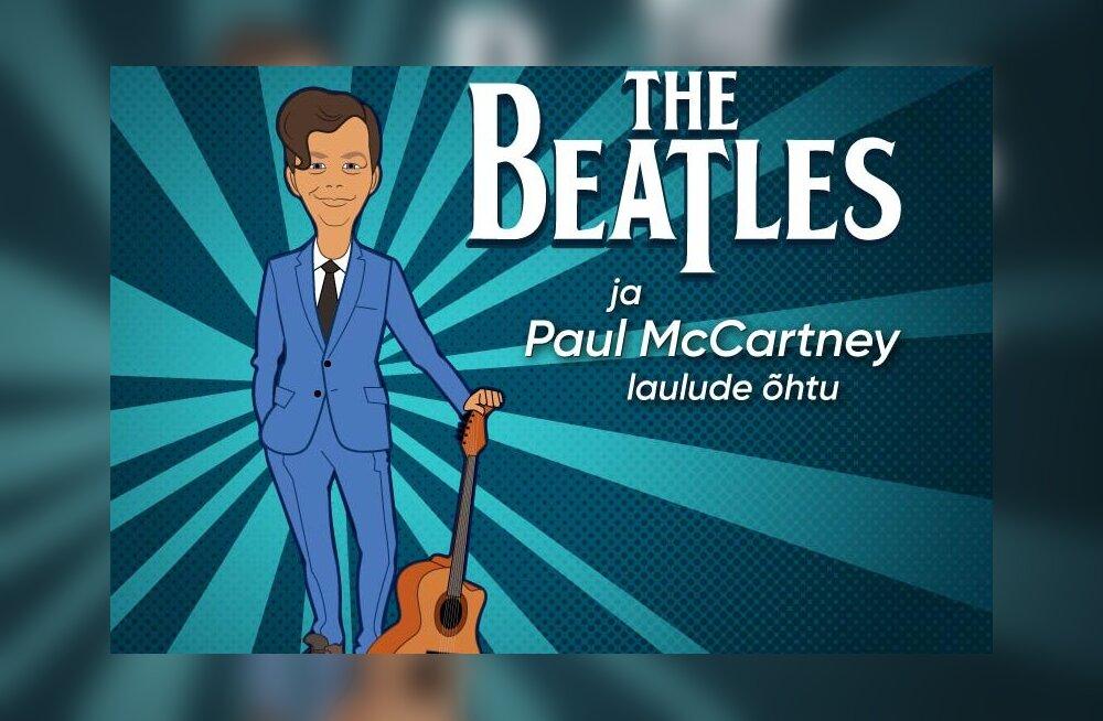 """Oliver Kuusik """"Oli aeg, kus ma ei jätnud kasutamata ühtegi reaalset vôimalust, et mitte laulda kuskil mônda McCartney hitti"""""""