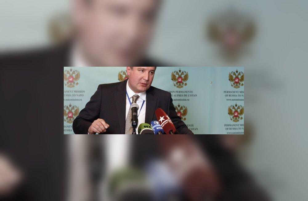 Vene saadik Rogozin: NATO on sisemises kriisis
