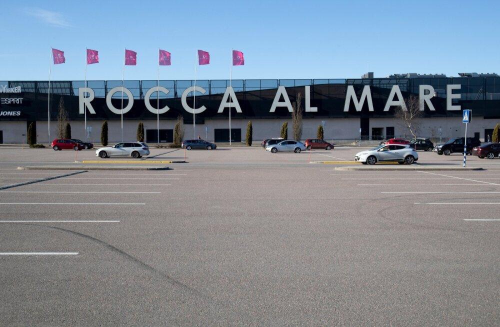 Rocca al Mare keskus enne suurt sulgemist