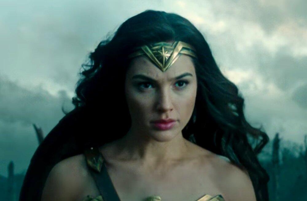"""Wonder Woman"" jätkab rekordite purustamist"