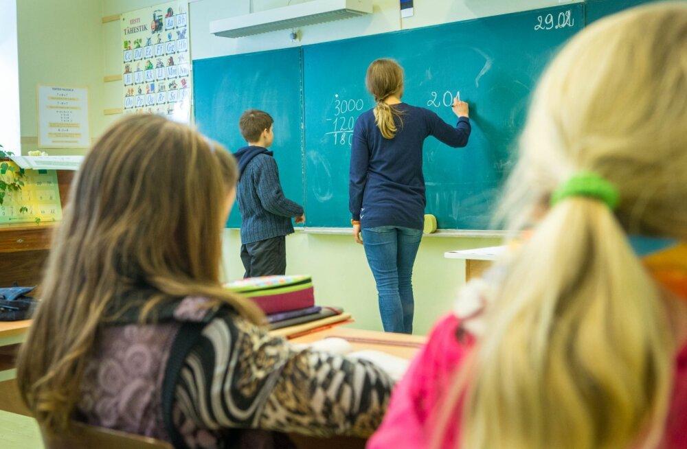 Kiltsi põhikooli tund