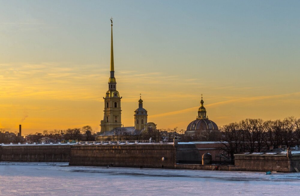 СМИ: Весной паромы компании Tallink возобновят заходы в порт Санкт-Петербурга