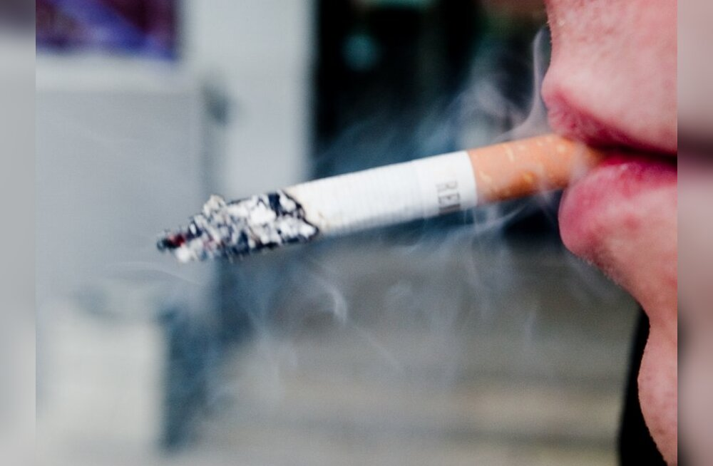 Suitsetaja