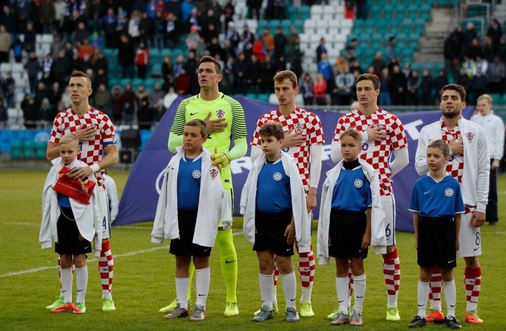 Horvaatia koondis