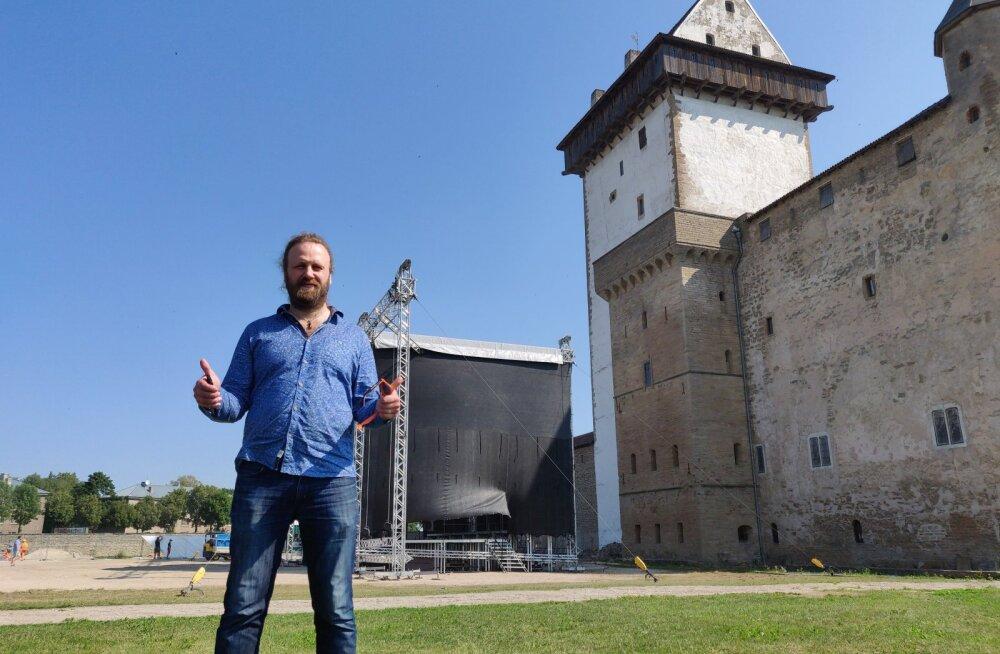 В среду в Нарве стартует крупнейший в Ида-Вирумаа музыкальный фестиваль, на который Министерство культуры недодало денег