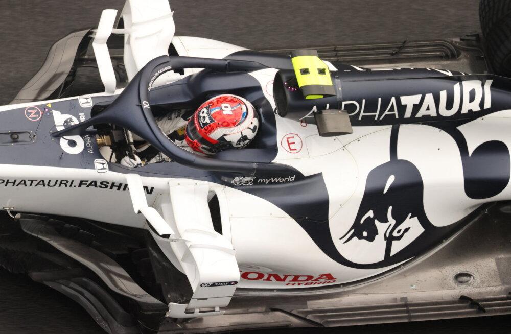 AlphaTauri sattus enne Türgi GP starti kohtunike uurimise alla!