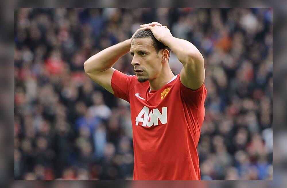 Manchester Unitedi Rio Ferdinand