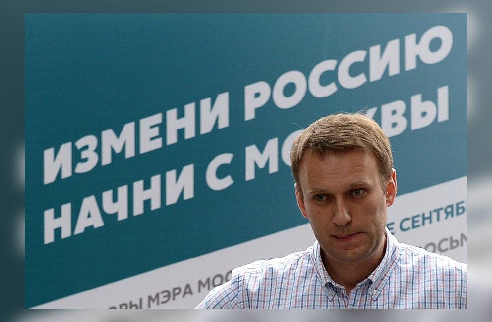 Venemaa peaprokuratuur avastas Navalnõi valmiskampaania välismaise rahastamise