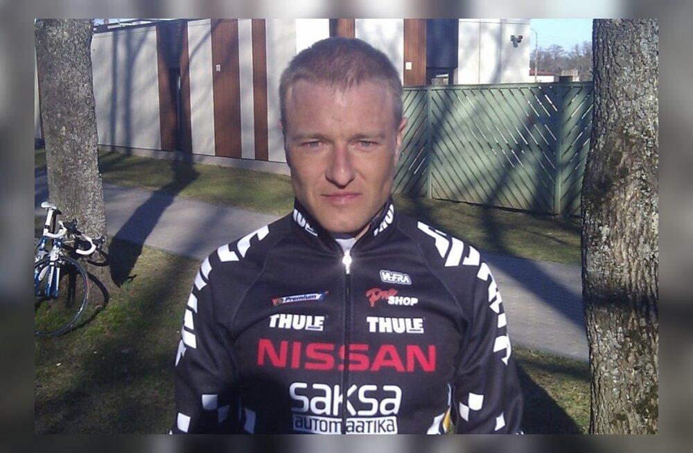 Markku Ainsalu, jalgratas