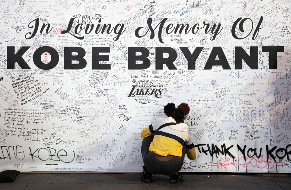 VIDEO | Super Bowli reklaam tuleb Kobe Bryanti kopteriõnnetuse tõttu ümber teha