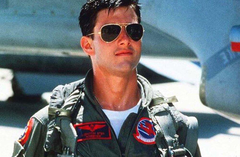 """Tom Cruise kinnitas, et hittfilm """"Tippkutt"""" saab järje"""