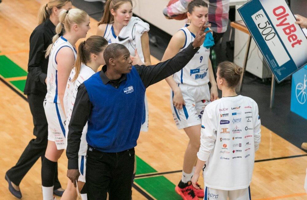 Eesti naiste korvpalli karikafinaal, Rapla FCR Media ja Tallinna Ülikool.