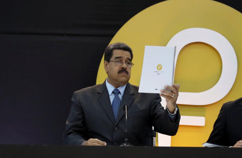 Venezuela krüptoraha eelmüük läks hoogsalt käima