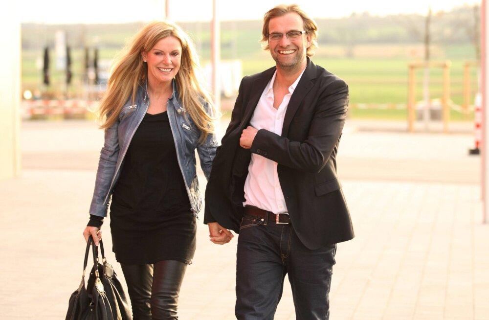 Jürgen Klopi abikaasa hoidis ära ülipopulaarse treeneri liitumise Manchester Unitediga