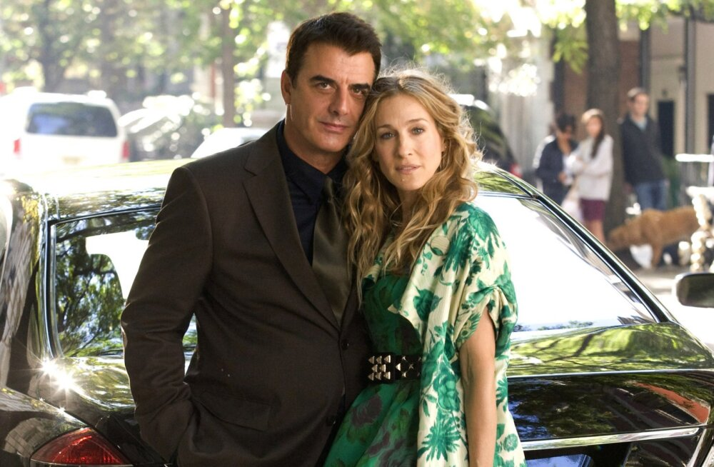 """Paljastatud: sarja """"Seks ja linn"""" kolmas film oleks tähendanud Carrie'le elu armastuse kaotust ja suurt leina"""