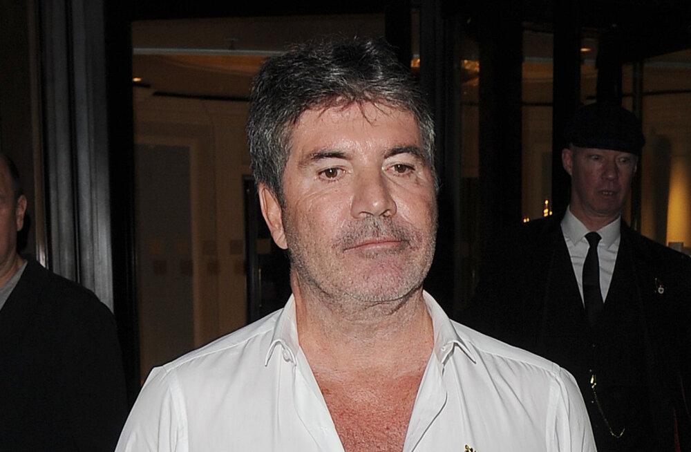 ENNE JA NÜÜD | Simon Cowell on pärast dieeti muutunud mees. Vaata, mis ta toidulaualt välja jättis!
