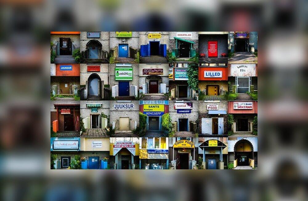 ФОТО: Ностальгия! Угасающая жизнь подвальных магазинчиков Ласнамяэ